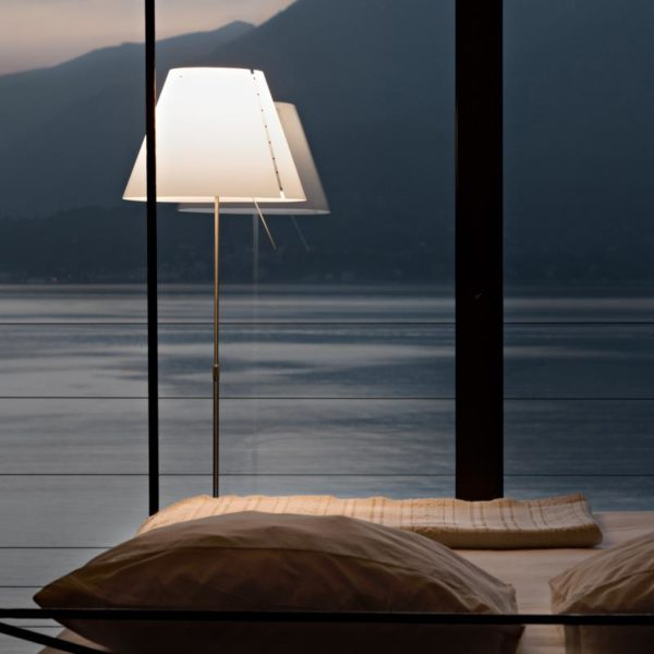 costanza luceplan lampada da terra floor lamp